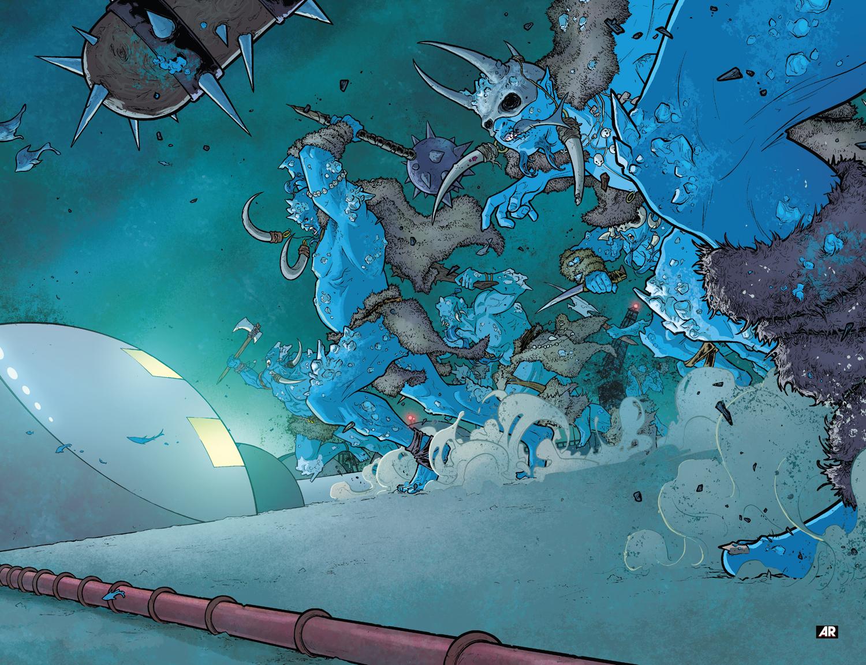 Thor (2014-) 001-004