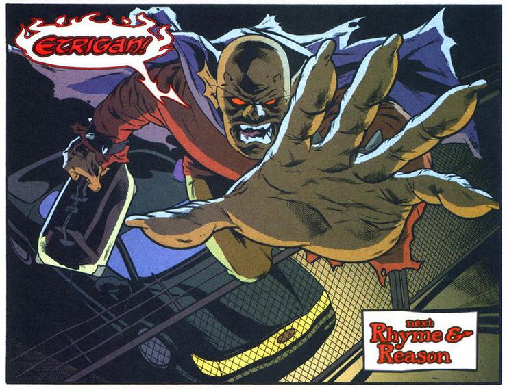 Arkham Asylum - Living Hell #5 pg22