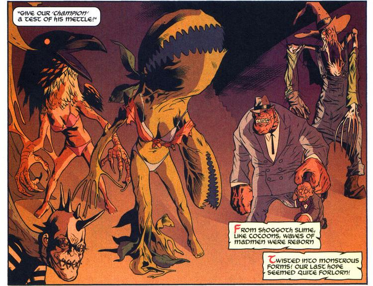 Arkham Asylum - Living Hell #6 pg16