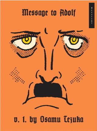 Обложка 1 тома манги Adolf ni Tsugu